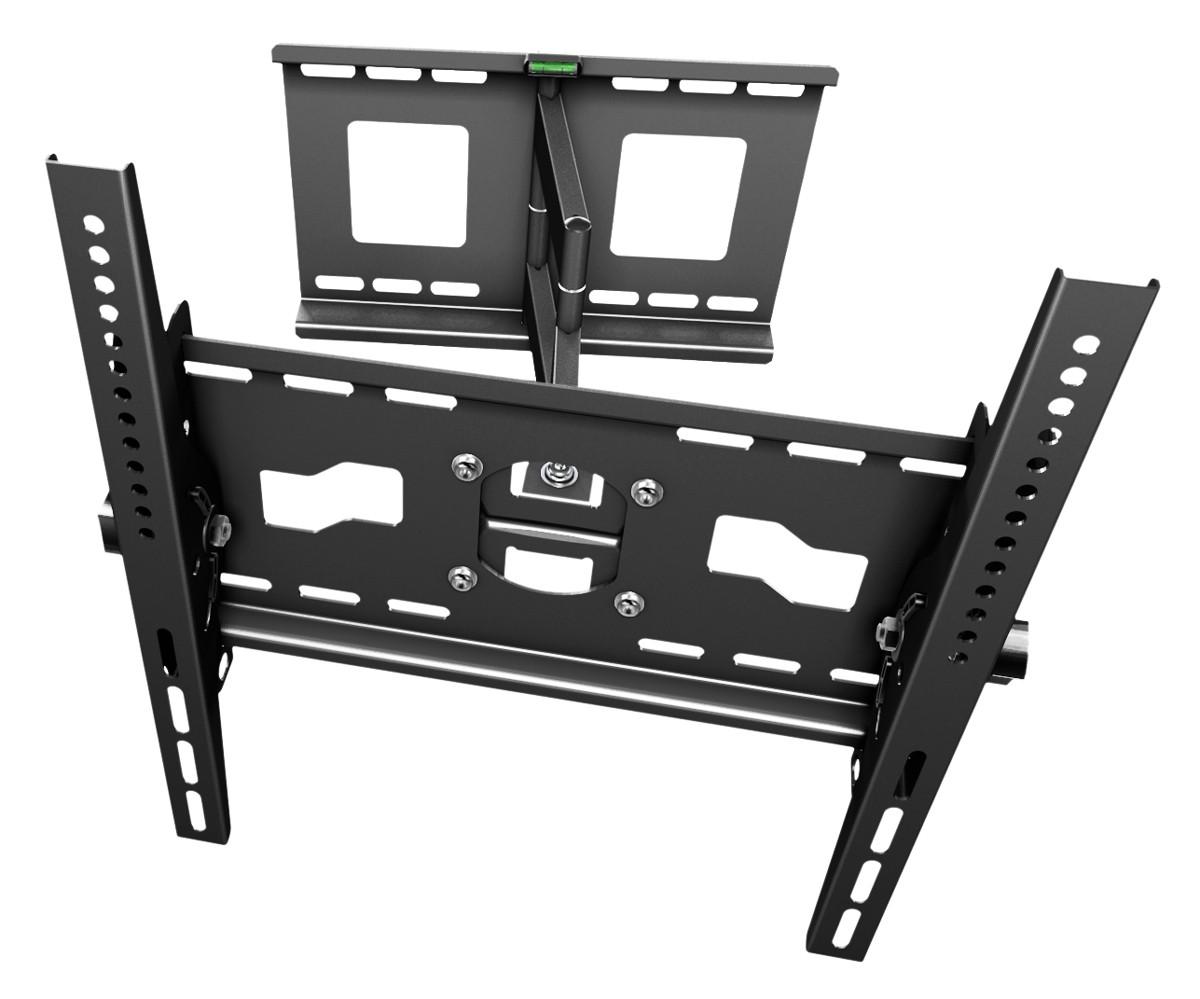 TV-Plasma-LCD-LED-Fernseher-Wandhalterung-schwenkbar-neigbar-bis-164cm-65-Zoll