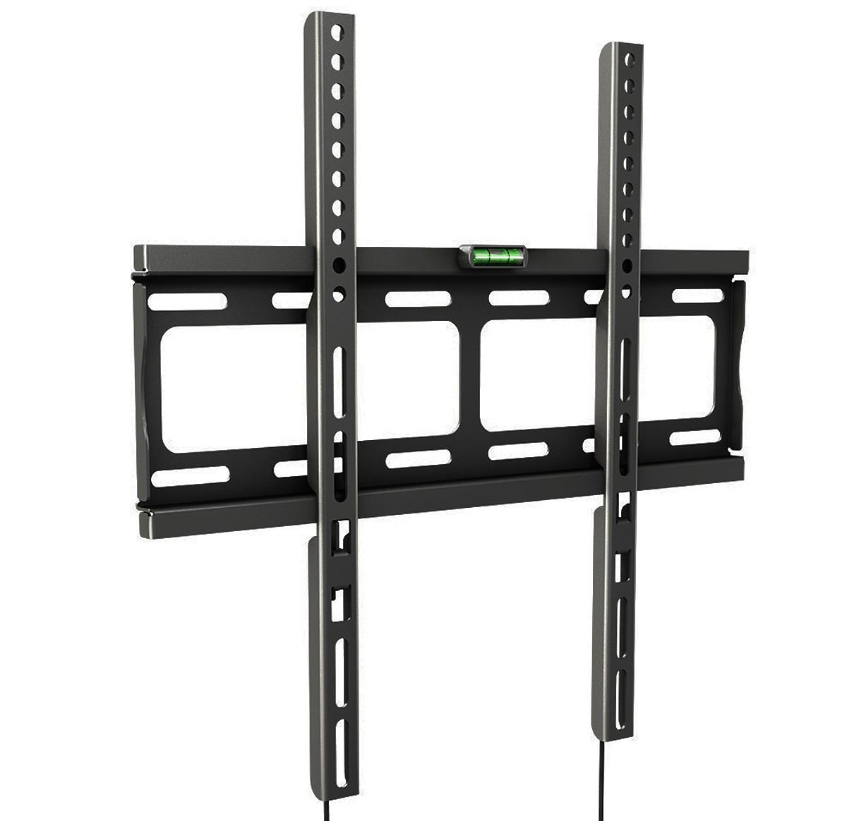 tv wandhalterung flach ultra slim starr halterung fernseher wandhalter lcd f0244 ebay. Black Bedroom Furniture Sets. Home Design Ideas