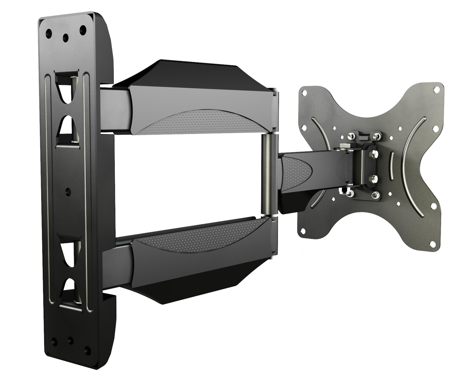flexible monitor wandhalterung tv vesa bis 200 s0822 10779. Black Bedroom Furniture Sets. Home Design Ideas