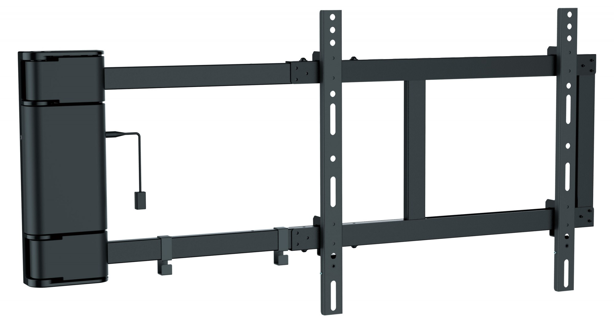 Elektrische tv wandhalterung monitor se2544 10786 - Support tv mural motorise orientable inclinable ...