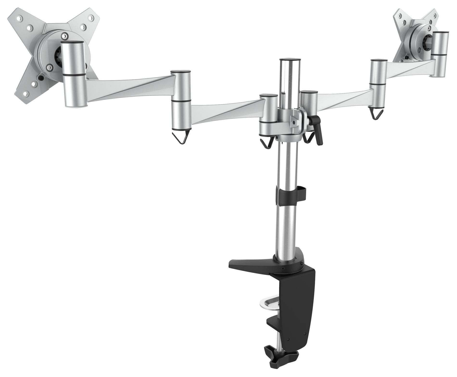 monitorhalterung f r schreibtisch pc bildschirm monitor. Black Bedroom Furniture Sets. Home Design Ideas