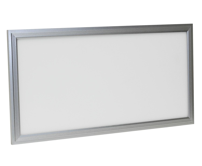 led deckenlampe 300x600mm 1520 lumen 20w warmweiss. Black Bedroom Furniture Sets. Home Design Ideas
