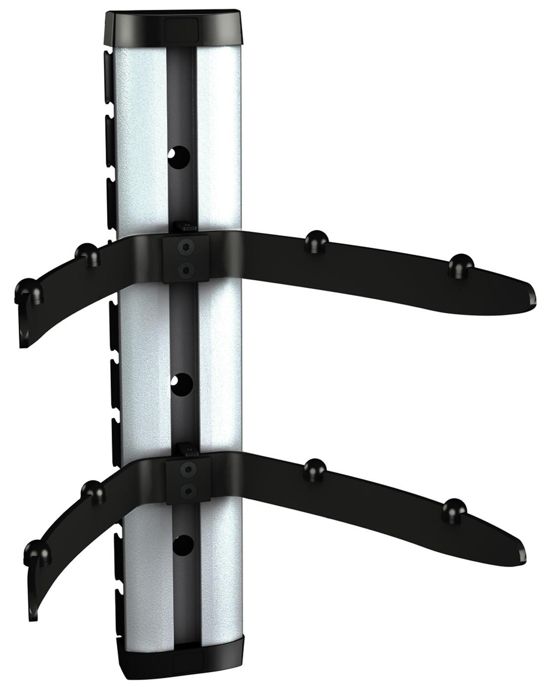 hifi regal dvd wandhalterung glas wandboard glasregal xl 11178. Black Bedroom Furniture Sets. Home Design Ideas