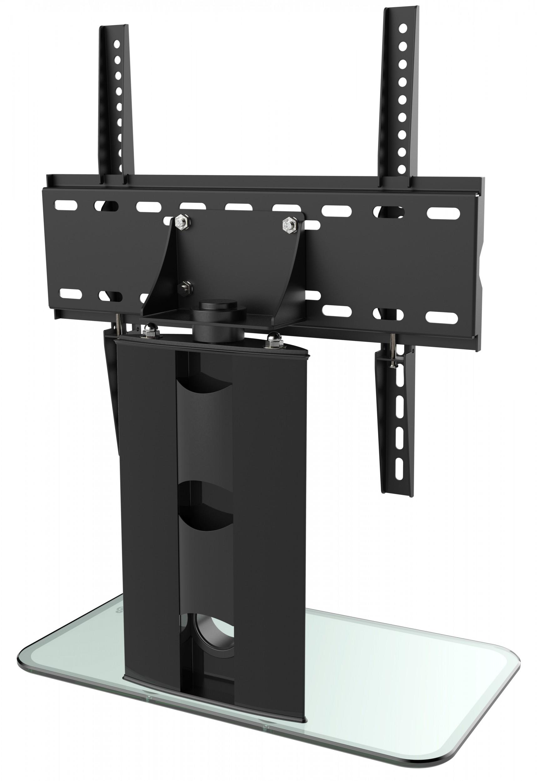 tv st nder f r den tisch vesa mit kabelf hrung fs303 11183. Black Bedroom Furniture Sets. Home Design Ideas
