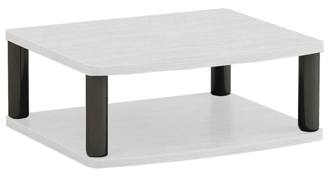 tv untersatz monitor 360 drehbar doppelstock fs052 11187. Black Bedroom Furniture Sets. Home Design Ideas