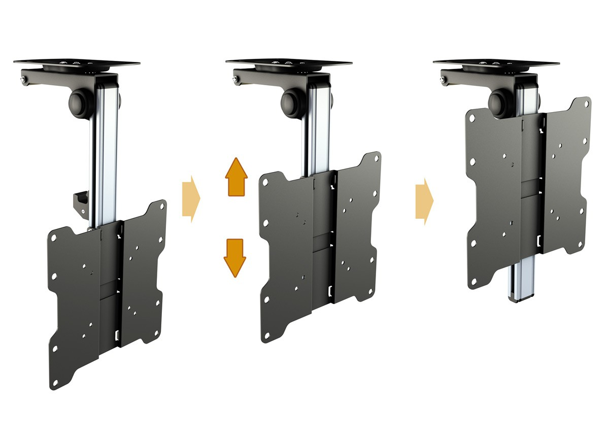 Deckenhalterung Für Fernseher : deckenhalter tv f r led lcd plasma monitor diagonale 84cm d0122 10795 ~ Whattoseeinmadrid.com Haus und Dekorationen